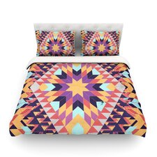 Ticky Ticky by Danny Ivan Featherweight Duvet Cover