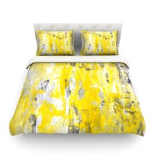 Picking Around Light by CarolLynn Tice Featherweight Duvet Cover