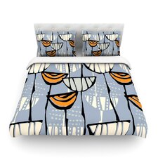Eden by Gill Eggleston Featherweight Duvet Cover