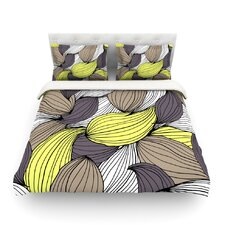 Wild Brush by Gabriela Fuente Light Duvet Cover