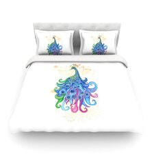 Peace by Catherine Holcombe Featherweight Duvet Cover
