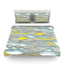 Drift by Gill Eggleston Light Duvet Cover
