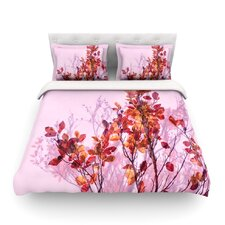 Autumn Symphony by Iris Lehnhardt Light Duvet Cover