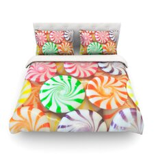 I Want Candy by Libertad Leal Light Duvet Cover