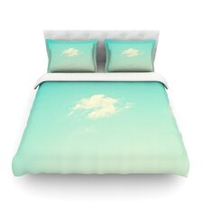 Cloud Nine by Libertad Leal Featherweight Duvet Cover