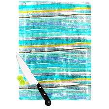 Fancy Stripes by Frederic Levy-Hadida Cutting Board