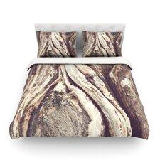 Bark by Catherine McDonald Light Duvet Cover