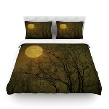 Starry Night by Robin Dickinson Duvet Cover
