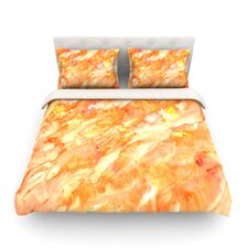 Autumn by Rosie Brown Paint Duvet Cover