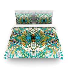 Summer Breeze by Nikposium Duvet Cover
