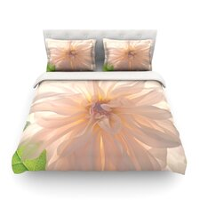 Buy Her Flowers by Robin Dickinson Featherweight Duvet Cover