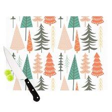Happy Forest Cutting Board