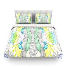 Wormland by Monika Strigel Light Cotton Duvet Cover