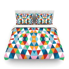 Geometric by Project M Featherweight Duvet Cover