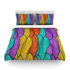 Textiles by Pom Graphic Design Featherweight Duvet Cover