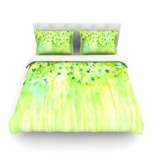 April Showers by Rosie Brown Duvet Cover