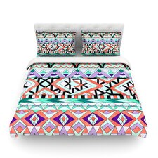 Tribal Invasion by Pom Graphic Duvet Cover
