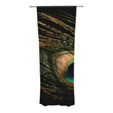 Peacock Curtain Panels (Set of 2)