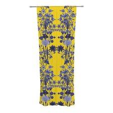 Bloom Flower Curtain Panels (Set of 2)