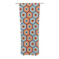 Busy Curtain Panels (Set of 2)