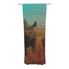 Abstract Rhino Curtain Panels (Set of 2)