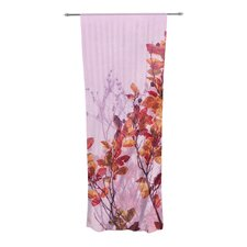 Autumn Symphony Curtain Panels (Set of 2)