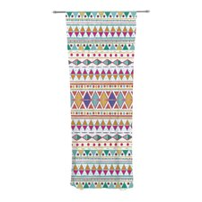 Native Fiesta Curtain Panels (Set of 2)