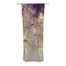 Sparkles of Gold Curtain Panels (Set of 2)