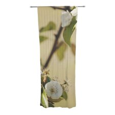 Pear Blossom Curtain Panels (Set of 2)