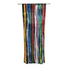 Fancy Stripes Curtain Panels (Set of 2)