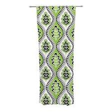 Oak Leaf Curtain Panels (Set of 2)