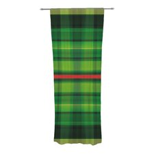 Tartan Curtain Panels (Set of 2)