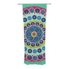 Surkhandarya Curtain Panels (Set of 2)