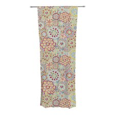 My Happy Flowers Curtain Panels (Set of 2)