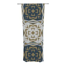 Contemporary Granny Curtain Panels (Set of 2)