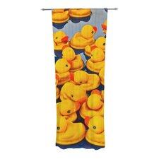 Duckies Curtain Panels (Set of 2)