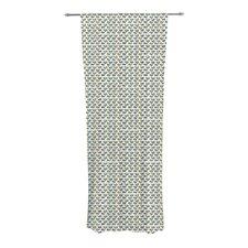 Spring Stem Curtain Panels (Set of 2)