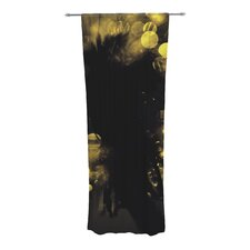 Moonlight Dandelion Curtain Panels (Set of 2)
