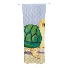 Slow And Steady Curtain Panels (Set of 2)
