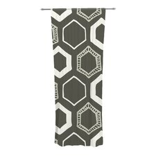 Hexy Curtain Panels (Set of 2)