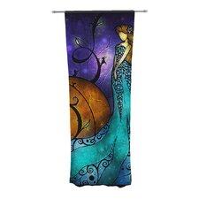 Cinderella Curtain Panels (Set of 2)