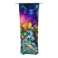 Fairy Tale Alice In Wonderland Curtain Panels (Set of 2)