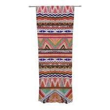 Native Tessellation Curtain Panels (Set of 2)