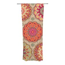 Festival Folklore Curtain Panels (Set of 2)