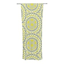 Sprouting Cells Curtain Panels (Set of 2)