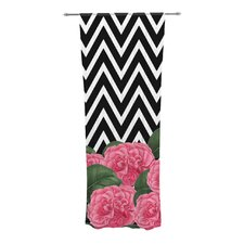 Camellia Curtain Panels (Set of 2)