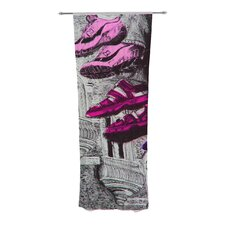 Shoes in SF Curtain Panels (Set of 2)