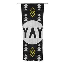 Yay Curtain Panels (Set of 2)