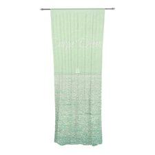 Carpe Diem Curtain Panels (Set of 2)