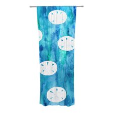 Sandollars Curtain Panels (Set of 2)